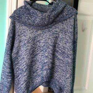 H&M cowl neck sweater